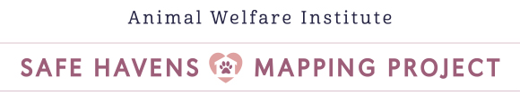 Safe Havens Mapping Project Logo