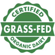 Certified Grass-fed Organic