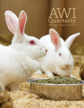 Spring 2017 AWI Quarterly Cover - Photo by Novartis AG